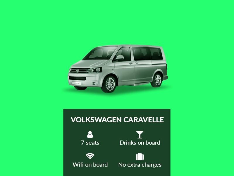 Volkswagen Caravelle – The Ideal Shuttle