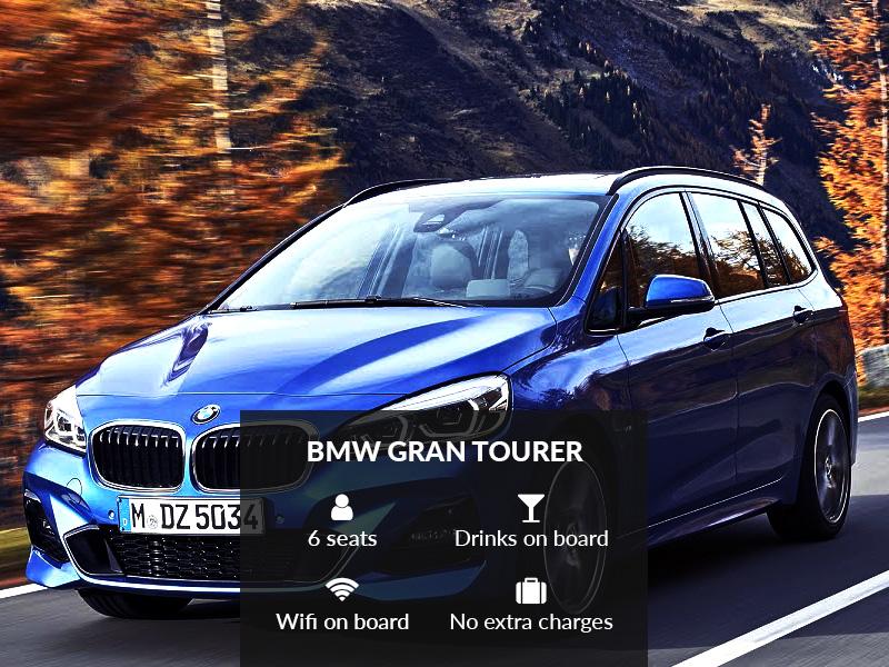 BMW Gran Tourer